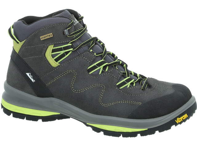 High Colorado Treviso Sko, grey-lime